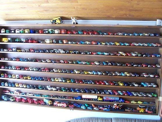 vitrine de voitures miniatures 1 43